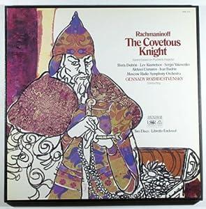 Rachmaninoff: The Covetous Knight (Opera Based on Pushkin's Tragedy)