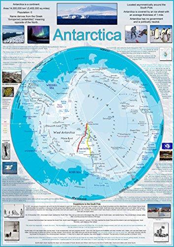 map-of-antarctica-paper-laminated-a1