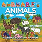 Alphabet Animals: Alphabet Books for...