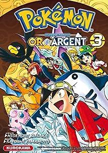 Pokémon Or et Argent Edition simple Tome 3