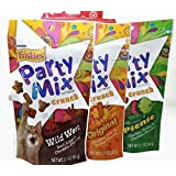 Friskies Cat Treat Party Mix Love Pack
