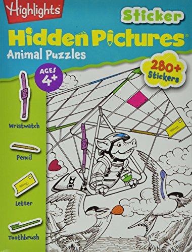 highlightstm-sticker-hidden-picturesr-animal-puzzles