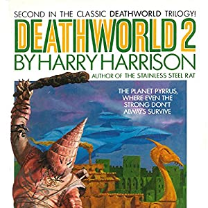 Deathworld 2 Hörbuch