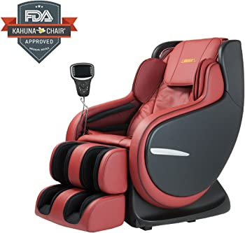 Ultimate LM-8800S Best 3D Kahuna Massage Chair