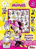 Disney Minnie Bubble Magnet Book