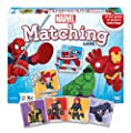 Marvel Matching Game, Blue by The Wonder Forge