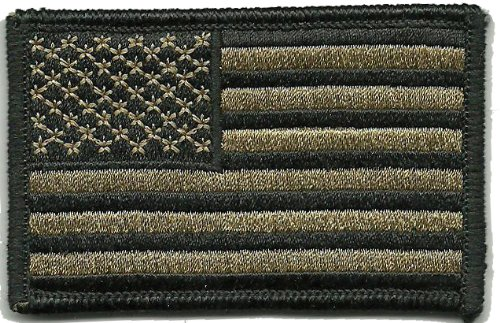 Tactical USA Flag Patch - Coyote Tan - Import It All 284fce557cef