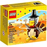 LEGO Thanksgiving Turkey, 40091, 125 Pieces