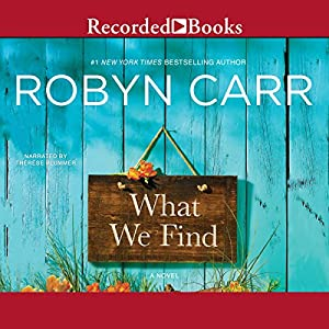What We Find Audiobook