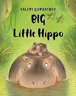 Book Cover: Big Little Hippo