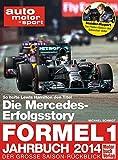 Formel 1 - Jahrbuch 2014: Der große Saison-Rückblick