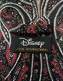 Disney Leeds International Mens Mickey Mouse & Goofy Necktie -Black - One Size Neck Tie