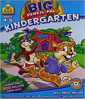 Kindergarten BIG Pencil Pal