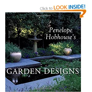 Penelope hobhouse 39 s garden designs penelope for Best garden design books uk