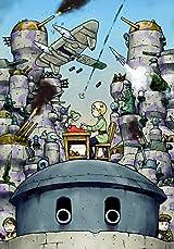 速水螺旋人「大砲とスタンプ」第4巻限定版にピンズ3カ国セット