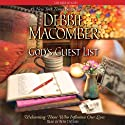 God's Guest List: Welcoming Those Who Influence Our Lives (       UNABRIDGED) by Debbie Macomber Narrated by Beth DeVries