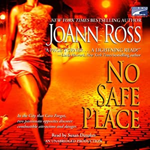No Safe Place | [JoAnn Ross]