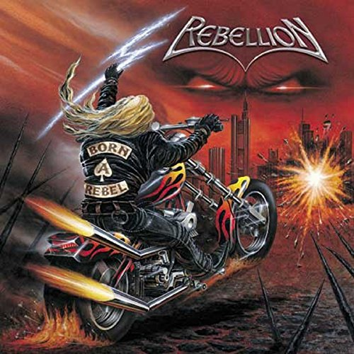 Rebellion - Born A Rebel-2003-MCA int Download