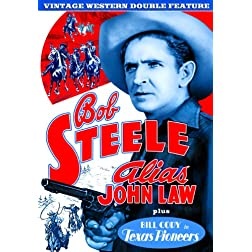 Vintage Western Double Feature: Alias John Law (1935) / Texas Pioneers (1932)