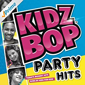 Kidz Bop Party Hits [+digital booklet]