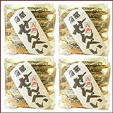 南部せんべい 胡麻(黒ごま・極上)10枚の4個セット