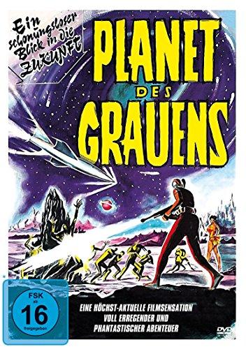 Planet des Grauens