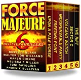img - for Force Majeure: 6 Disaster Thrillers book / textbook / text book