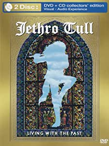 Jethro Tull - Living with the Past Box-Set (DVD + CD) [Collector's Edition]