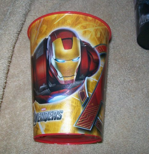Marvel Avengers - Iron Man Cup - 16oz by Hallmark - 1