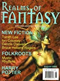 img - for Realms of Fantasy, August 2009 (Volume 15, No. 5) book / textbook / text book
