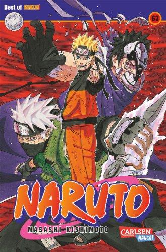 Naruto, Band 63