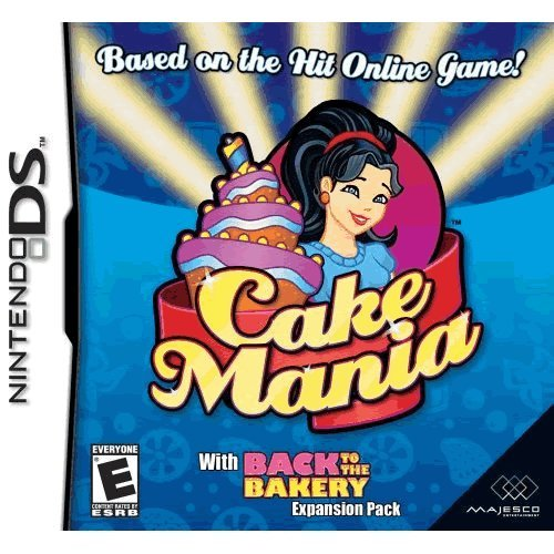 Cake Mania Nds front-244134