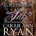 Love, Honor, and Ink: A Montgomery Ink Novella Hörbuch von Carrie Ann Ryan Gesprochen von: Gregory Salinas