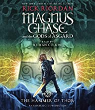 The Hammer of Thor: Magnus Chase and the Gods of Asgard, Book 2 Audiobook by Rick Riordan Narrated by Kieran Culkin