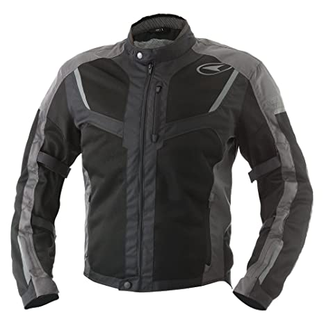 AXO mS6T0111 k00 veste airflow evo, noir, taille xXXL