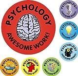 140 Psychology Awesome Work Reward Praise Stickers Teacher Parents Children