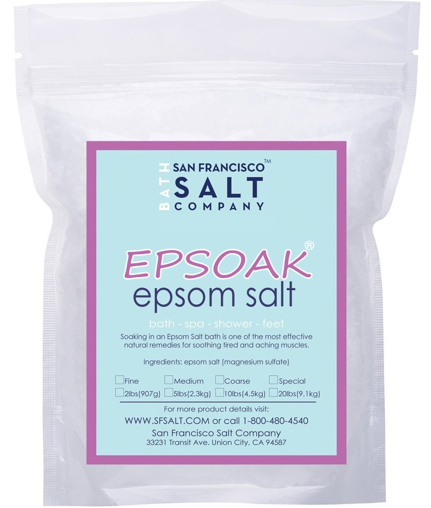 epsom salts for eczema