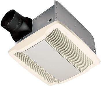 Nutone 110 CFM Ultra Silent Fan Light