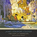 The Last of the Mohicans Audiobook by James Fenimore Cooper Narrated by William Costello