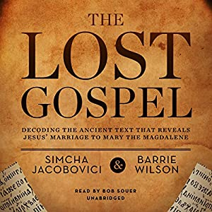 The Lost Gospel Hörbuch