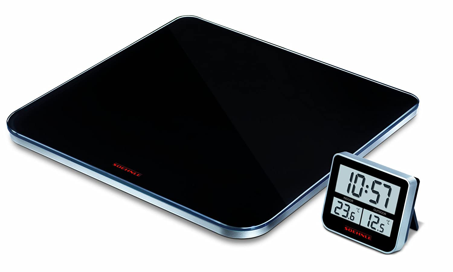 Soehnle 63310 Electronic Personal Bathroom Scale