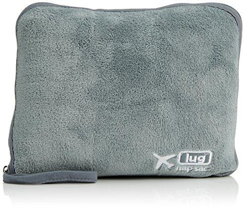 lug-nap-sac-blanket-and-pillow-fog-grey