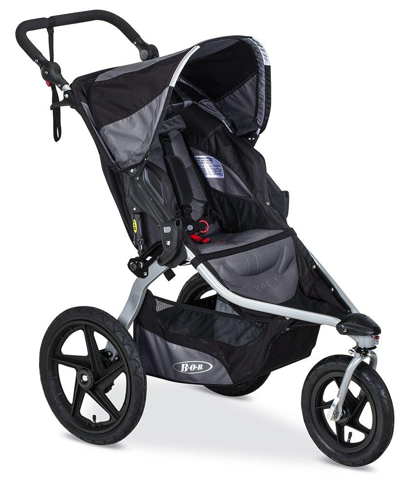 BOB 2016 Revolution FLEX Stroller, Black