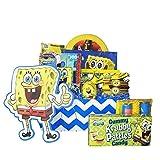SpongeBob SquarePants Gift Basket, Full of Surprises for Children 3-9