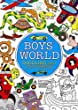 Boys' World: Doodling and Colouring (Doodles)
