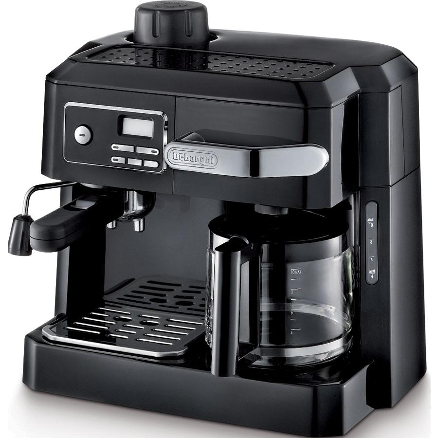 delonghi bco320t combination espresso and drip. Black Bedroom Furniture Sets. Home Design Ideas