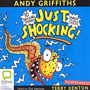Just Shocking! Audiobook