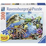 Ravensburger Turtle and Friends Large Format Jigsaw Puzzle (300-Piece)