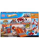 Mega Bloks 91715U - Hot Wheels Super Pista Acrobazie