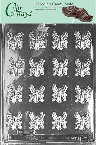 B.S. SPIDERS Halloween Candy Mold Chocolate